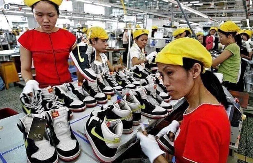 Nike sweatshop