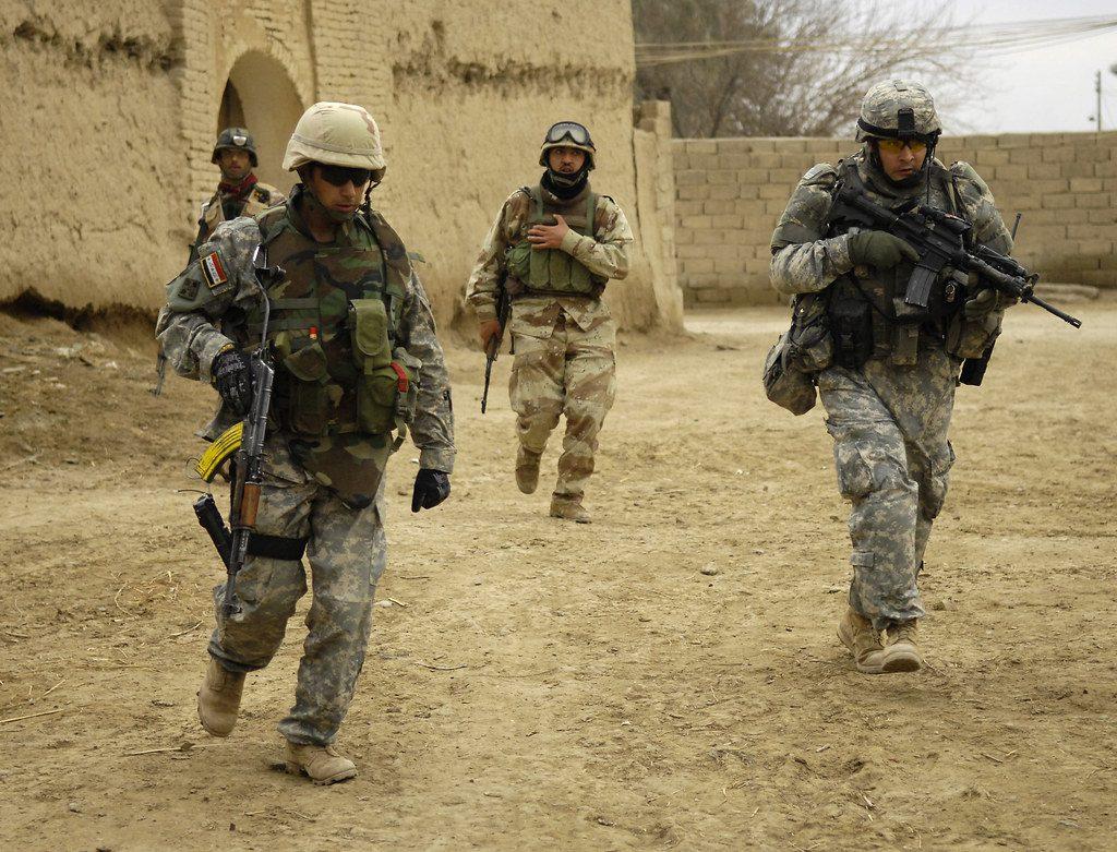 Amerikaanse soldaten