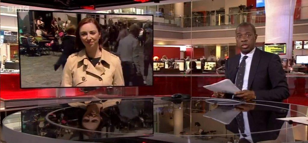 BBC falend