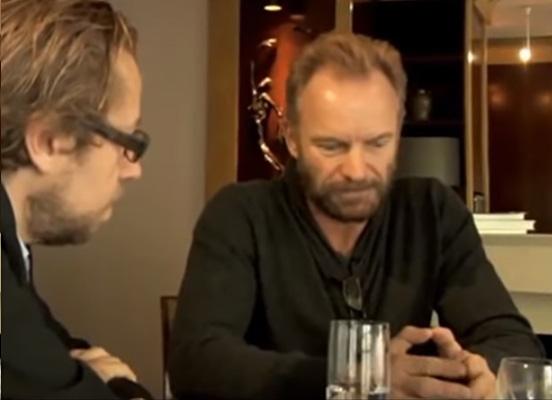 Popmuzikant Sting praat over zijn ayahuasca-ervaring