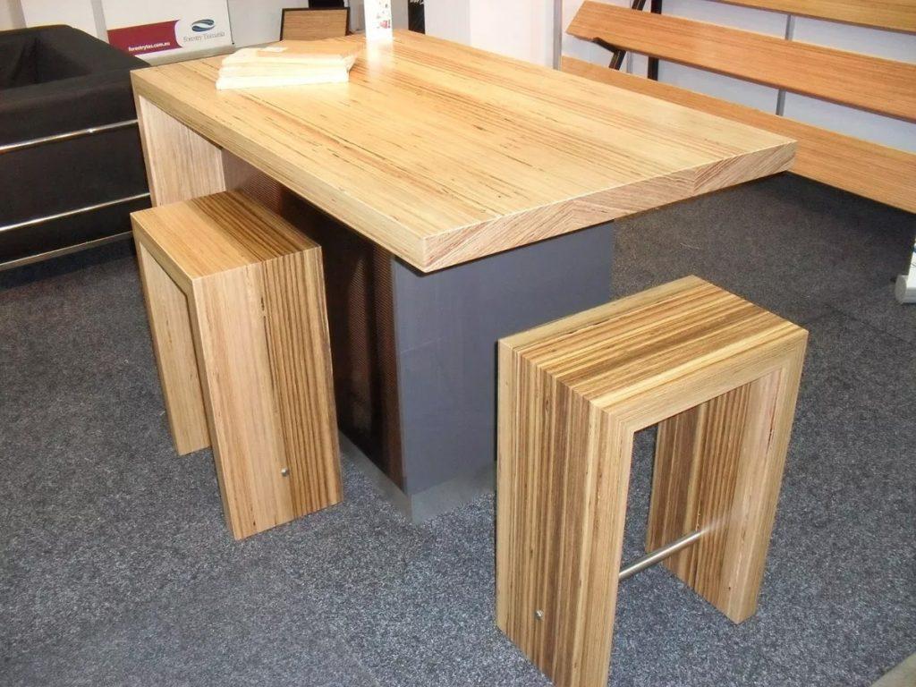 Hennephout-meubels